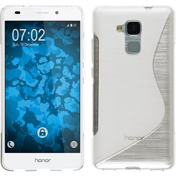 Silikon Hülle Honor 5C S-Style clear