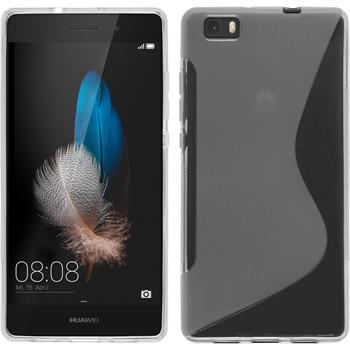Silikon Hülle P8 Lite S-Style clear