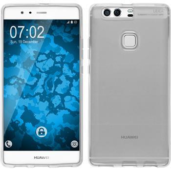 Silikonhülle für Huawei P9 Plus crystal-case clear