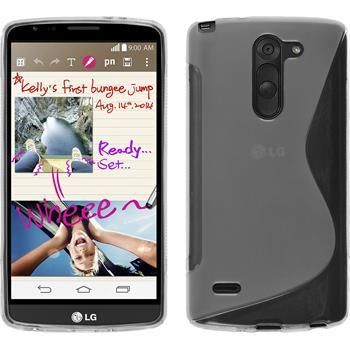 Silikonhülle für LG G3 Stylus S-Style clear