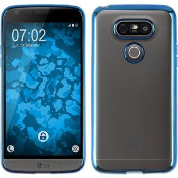 Silikon Hülle G5 Slim Fit blau