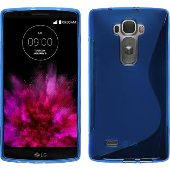 Silicone Case for LG G Flex 2 S-Style blue