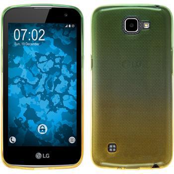 Silikonhülle für LG K4 Ombrè Design:03