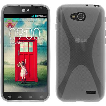Silicone Case for LG L90 Dual X-Style transparent