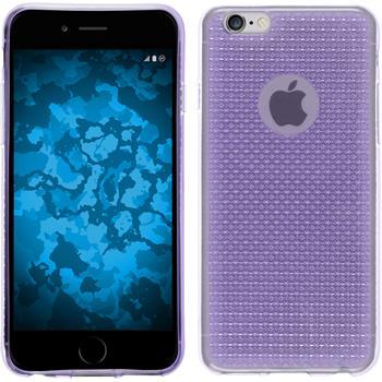 Silikon Hülle iPhone 6s / 6 Iced lila