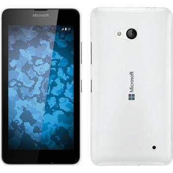Silikon Hülle Lumia 640 Slimcase clear