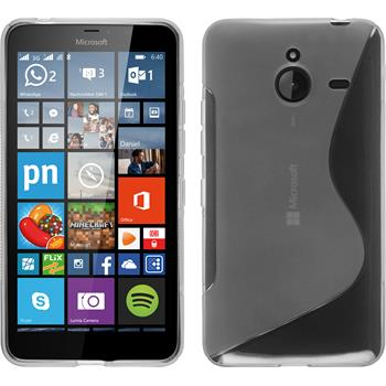 Silikon Hülle Lumia 640 XL S-Style clear