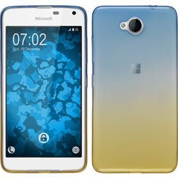Silikon Hülle Lumia 650 Ombrè Design:02