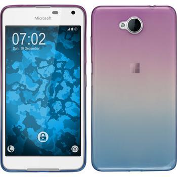 Silikon Hülle Lumia 650 Ombrè Design:04