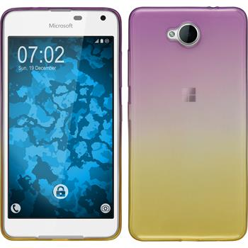Silikon Hülle Lumia 650 Ombrè Design:05