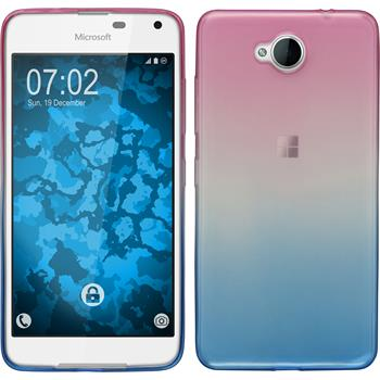 Silikon Hülle Lumia 650 Ombrè Design:06
