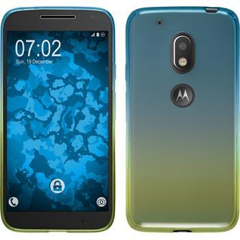 Silikonhülle für Motorola Moto G4 Play Ombrè Design:02
