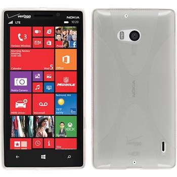 Silikon Hülle Lumia Icon X-Style clear