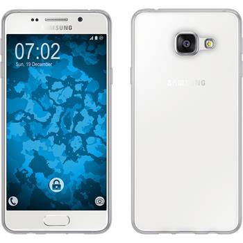 Silikon Hülle Galaxy A3 (2016) A310 transparent Crystal Clear