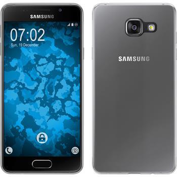 Silikonhülle für Samsung Galaxy A3 (2016) A310 Slimcase clear