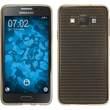 Silikon Hülle Galaxy A3 (A300) Iced grau