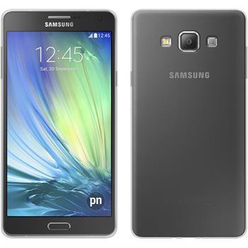 Silikonhülle für Samsung Galaxy A3 (A300) Slimcase clear