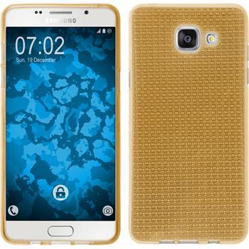 Silikon Hülle Galaxy A5 (2016) A510 Iced gold