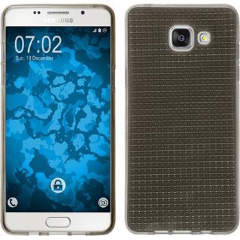 Silikonhülle für Samsung Galaxy A5 (2016) A510 Iced grau