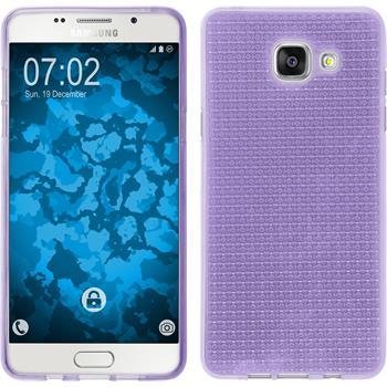 Silikon Hülle Galaxy A5 (2016) A510 Iced lila