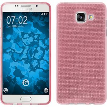 Silikonhülle für Samsung Galaxy A5 (2016) A510 Iced rosa