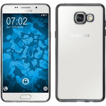 Silikon Hülle Galaxy A5 (2016) A510 Slim Fit grau