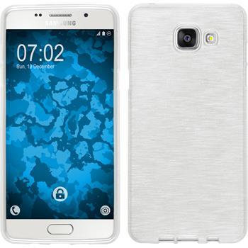 Silikon Hülle Galaxy A5 (2016) A510 brushed weiß