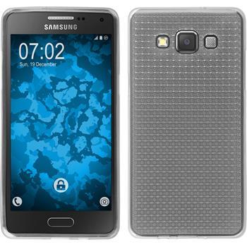 Silikon Hülle Galaxy A5 (A500) Iced clear