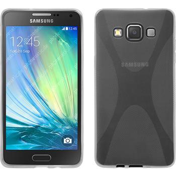 Silikon Hülle Galaxy A5 (A500) X-Style clear