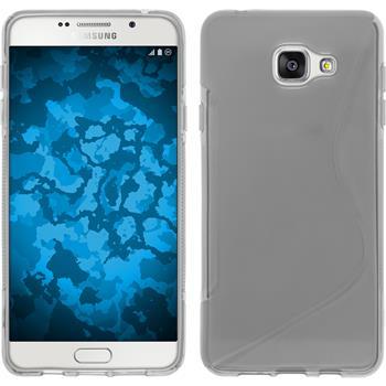 Silikon Hülle Galaxy A7 (2016) A710 S-Style clear
