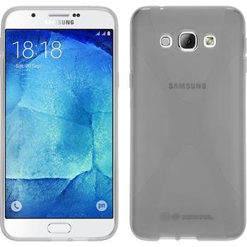 Silikon Hülle Galaxy A8 X-Style clear