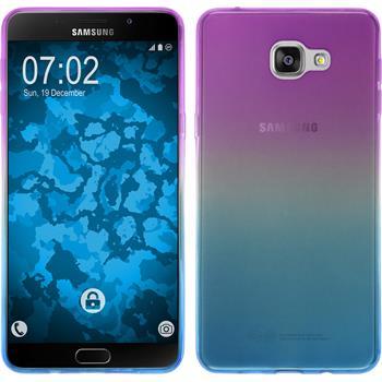 Silikon Hülle Galaxy A9 Ombrè Design:04