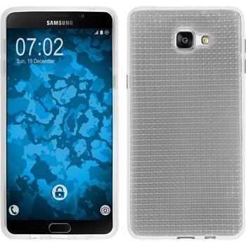 Silikon Hülle Galaxy A9 Iced clear