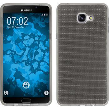 Silikon Hülle Galaxy A9 Iced grau