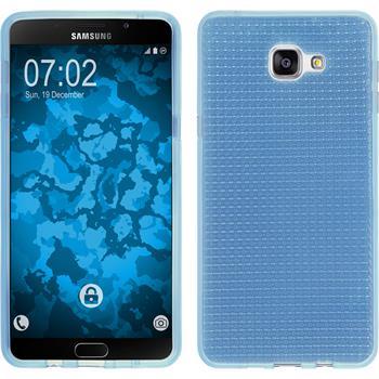 Silikon Hülle Galaxy A9 Iced hellblau