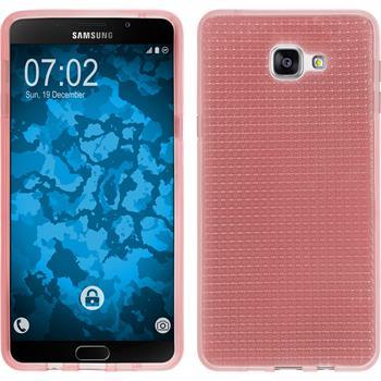 Silikon Hülle Galaxy A9 Iced rosa
