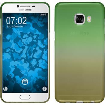 Silikonhülle für Samsung Galaxy C5 Ombrè Design:03