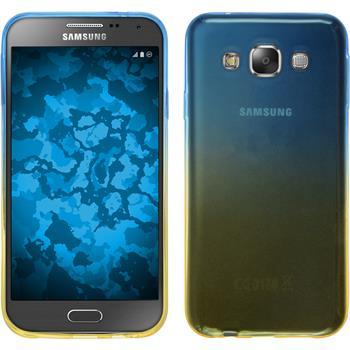 Silikon Hülle Galaxy E5 Ombrè Design:02