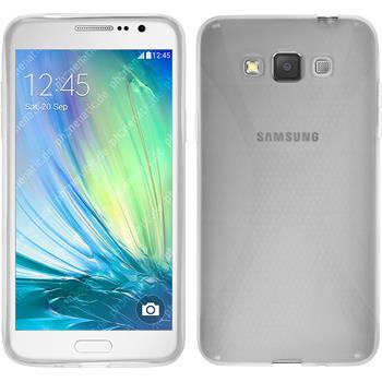 Silicone Case for Samsung Galaxy Grand 3 X-Style transparent