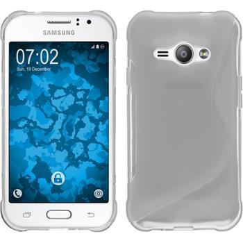 Silikon Hülle Galaxy J1 ACE S-Style clear