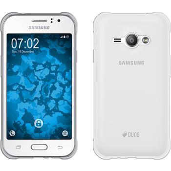 Silikonhülle für Samsung Galaxy J1 ACE Slimcase clear