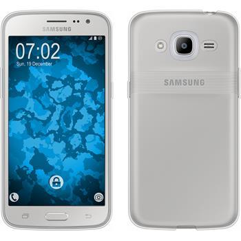 Silikon Hülle Galaxy J2 (2016) (J210) Slimcase clear