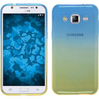 Silikon Hülle Galaxy J2 Ombrè Design:02