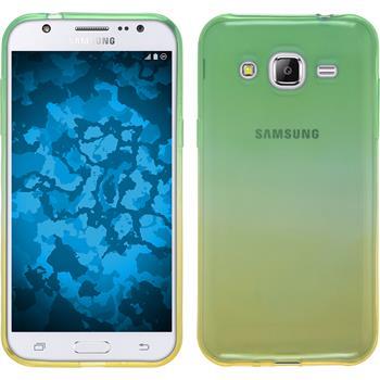 Silikon Hülle Galaxy J2 Ombrè Design:03
