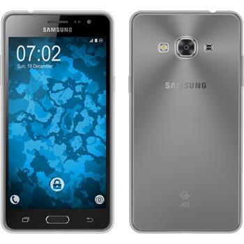 Silikon Hülle Galaxy J3 Pro Slimcase clear