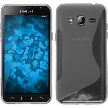 Silikon Hülle Galaxy J3 S-Style clear
