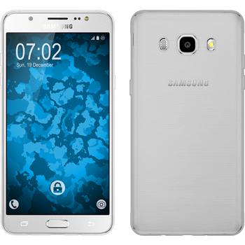 Silikonhülle für Samsung Galaxy J5 (2016) J510 Slimcase clear