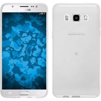 Silikon Hülle Galaxy J5 (2016) J510 transparent Crystal Clear