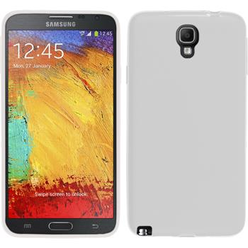 Silicone Case for Samsung Galaxy Note 3 Neo S-Style white