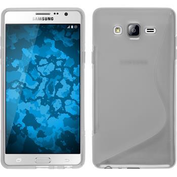 Silikon Hülle Galaxy On7 S-Style clear